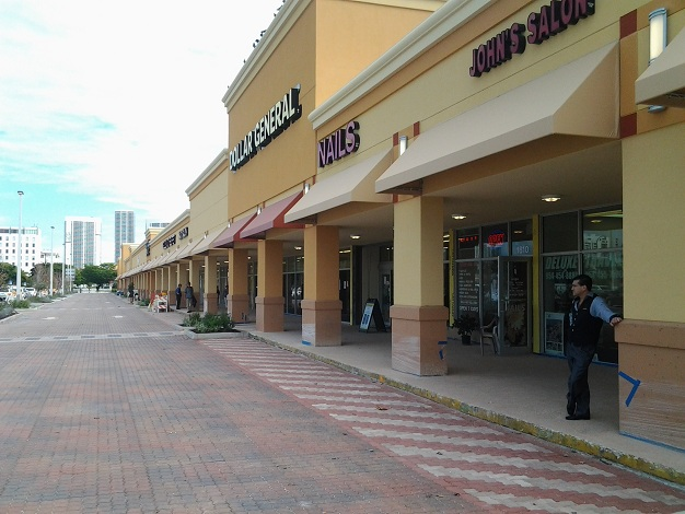 Hallandale Shopping Center